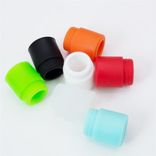 Silicone Drip Tip 810 Wide Bore Drip Tips e Cig Vape Mouthpiece for Geekvape Griffin TFV12 TFV8 & Big Baby Atomizer