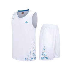 2017 basketball jerseys children youth blank basketball jerseys sports breathable Boys Girls jersey shirts uniforms suits kids(China)