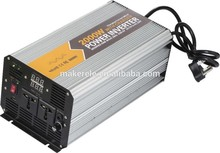 MKM2500-122G-C industrial power inverter 2500 watt power inverter,single phase inverter 12v to 240v with charger