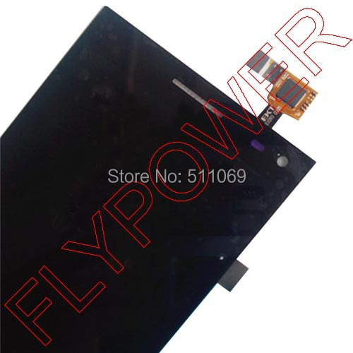 For Elephone p8 lcd screen display+touch screen digitizer assembly by free shipping; black<br><br>Aliexpress