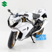Free Shipping/1:12/Diecast Motorcycle Toy Model/Suzuki GSX-R1000/Delicate Educational Collection/For Children/Festival Gift