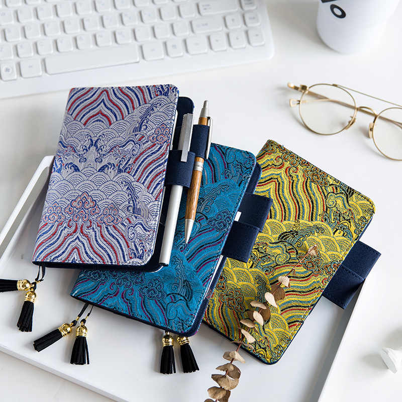2019 Chinese Hobonichi Notebook Journal Daily Weekly Diary Planner Notebook Hobonichi Cover A6 A5 for Bullet Journal Notebook