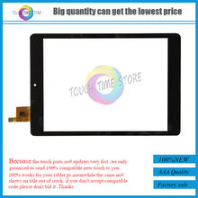 Free shipping New for CHUWI V88 Quad Core RK3188 touch pad ,Tablet PC touch panel digitizer TOPSUN_G7034_A1 / HY 51042