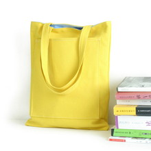 Solid color student mideum size tote , fit all of your everyday essentials shoulder bag