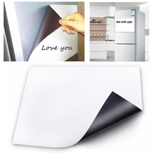 Mayitr A3 Flexible Fridge Magnets Whiteboard Waterproof Kid Drawing Message Board Magnetic Refrigerator Memo Pad Home Reminder