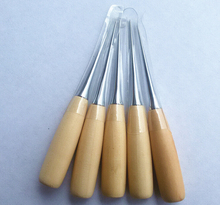 FREE SHIPPING high quality A jacket with an awl Wood awl Wan Tong Tong Awl DIY leather tools