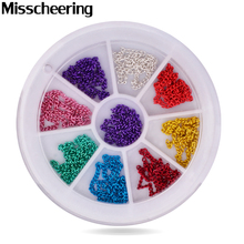 3d Metal Chain Nail Art Decoration,12cm Mix 12colors Stylish Design Nail Tips Tools Decor,DIY Nail Beauty Accessories