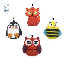 KRY cute owl memory stick u disk 2.0 4GB 8GB 16GB 32GB 64GB Pendrive external storage disk professional wholesale free shipping(China)