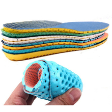 Stretch breathable absorbent insoles deodorant insole sports tourism and leisure fashion comfort cushioning insole w413