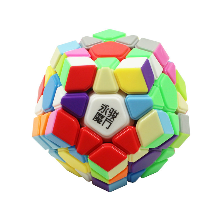3D IQ Magic Cube Puzzle Logic Mind Brain teaser Educational Puzzles Game Toys for Children Adults 44
