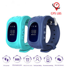 NEW Smart Watch Q50 Kids Watches Support Sim Card GPS SOS Calling Remote Alarm Clock Smartwatch for Children Call Finder Locator(China)