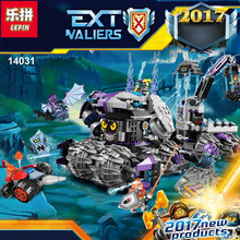 Lepin 14031 Nexus Knights Building Blocks set Jestro's Monstrous Vehicle figures Kids bricks toys compatible - Toy World Store store