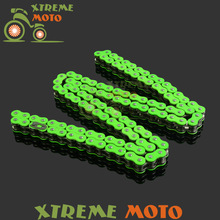 520 X-Ring Seal Chain 120 Link For KX85 KX125 KX250 KX250F KX450F KLX450 KLX250 KX500 Motocross Enduro Supermoto Dirt Bike MX