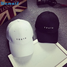 June 6 Fairy Store Embroidery Cotton Baseball Cap Boys Girls Snapback Hip Hop Flat Hat