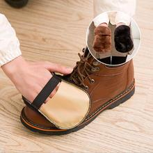 Plush Shoe Gloves Wipe Mitt Suede Shoes Cleaner Wool Polishing Cleaning Gloves Care Brush Wipe Shoes
