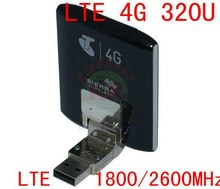 Unlocked 4g usb Modem Aircard Sierra 320U 4G usb stock 100Mbps lte 4g 3g USB Dongle pk e5372Aircard 760s 754s 762(China)