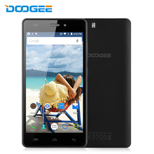 Original Doogee X5 Smartphone MTK6580 Quad Core 5.0 Inch HD Screen Android 6.0 Cell Phone 1GB RAM 8GB ROM GSM WCDMA Mobile Phone