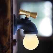 Intelligent Voice Control Rechargeable LED Tap Nightlight Lamp Creative Tap Night Light(China)