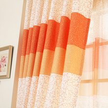 Curtains For Living Dining room Bedroom Customized product modern minimalist living floor window curtain window study GJ