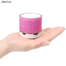 Wireless Portable Mini LED Bluetooth Speaker USB Wireless Music Sound Box Subwoofer Loudspeakers for ios Android phone pc Xiaomi