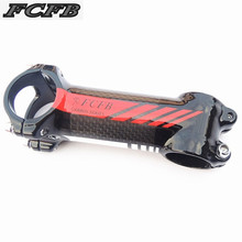 Special fast  shipping   FCFB FW  bicycle stem   mtb bike  road bike  alloy + 3k carbon stem  angle 6 stem road stem top carbon