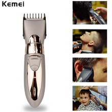 New Rechargeable Waterproof Hair Clipper Beard Electric Hair Trimmer Shaver Body Hair Mustache Shaving Trimmer Haircut 5960(China)