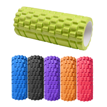 Yoga Gym Pilates Fitness Exercise Foam Roller Massage Training Trigger Point Massage Roller Sale B2C Shop(China)