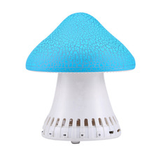 Mini  Cartoon Mushroom Speaker wireless Bluetooth V3.0 Smart waterproof for Audio Player Mobile Phone PC with Holding Function