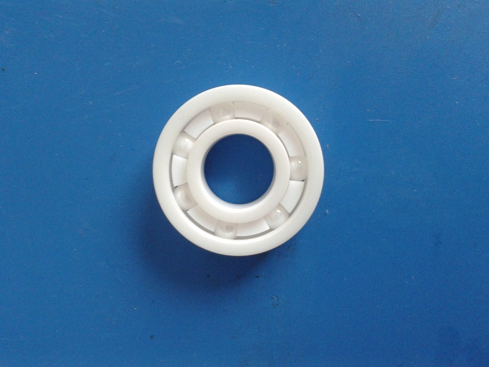 8x22x7 Ceramic Ball Bearing 608 Bearing Zirconia ZrO2(China)