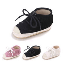 WONBO Newborn Baby Shoes Classic Casual Sneakers Low Top Boots Fringe Fashion Solid Infant Toddler Soft Soled Shoe