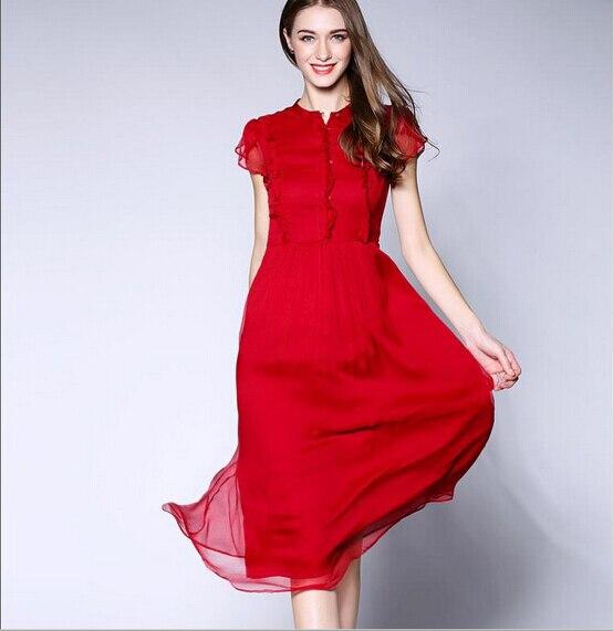 шифон платья фото
