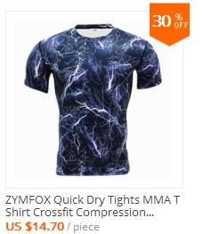 Men Quick Dry Tights T Shirts