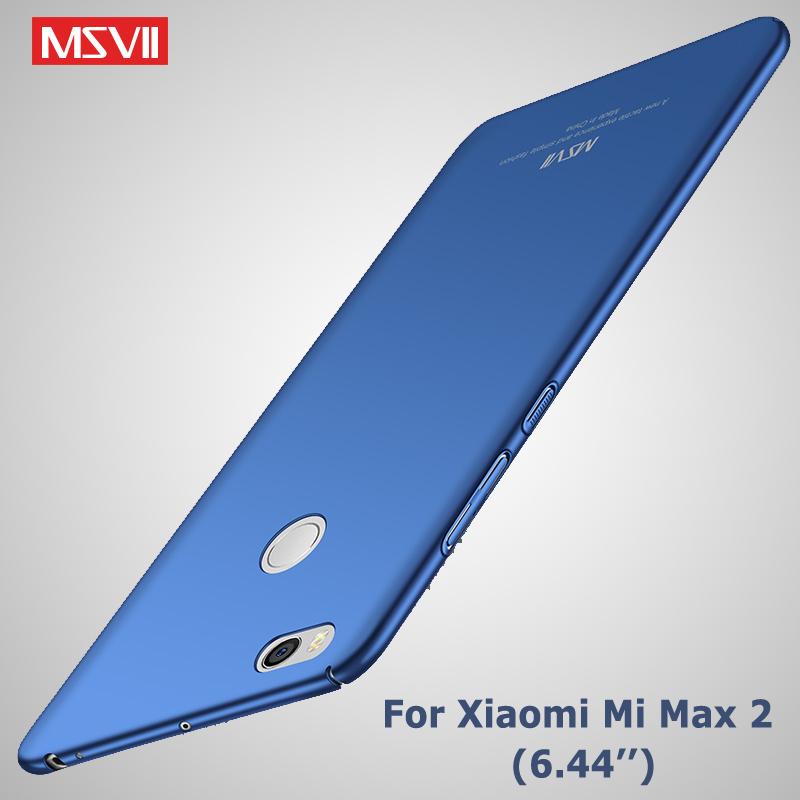 Xiaomi-mi-max-2-Case-Original-Msvii-Brand-Luxury-Silm-xiaomi-max-2-Case-Hard-PC