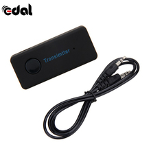 Wireless Bluetooth 3.0 3.5mm Stereo Audio Cable Music Audio Bluetooth Transmitter Receiver Sender Adapter for TV(China)