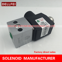 WG9719710004 2 Solenoid Valve, Sinotruk, HOWO truck spare parts three way solenoid valve(China)