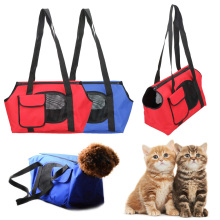 Spring Summer Breathable Pet Carriers For Small Dogs Cat Carrying bags Pet Bag Dog Cats Outdoor Portable Bed for 1.5kg 4kg(China)