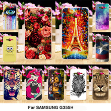 TAOYUNXI TPU Plastic Phone Case For Samsung Galaxy Core II 2 G355M core2 duos G355H Core2 G355 G3556D Core 2 G3559 G3558 Cover(China)