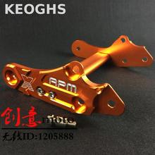 Buy Keoghs Motorcycle Engine Hanger Frame High Cnc Aluminum Reinforce Yamaha Scooter 100cc Rsz Force Jog for $80.00 in AliExpress store