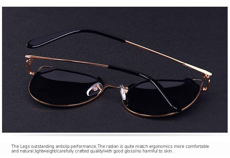نظارات شمسية للسيدات بعدسات بلورايزد بعدة الوان 2018 16