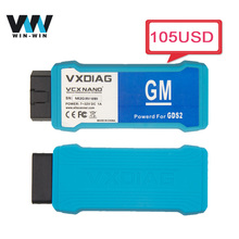 For GM For OPEL VXDIAG VCX NANO GDS2 Diagnostic Tool WIFI Version OBD2 Scanner Diagnostic/Programming Better than MDI/Tech2
