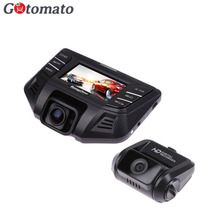 Gotomato Car DVR B70 Plus Dual Lens Novatek 96655 Chip Full HD 1080P Dual Camera 170 Degree Dash Cam Video Recorder