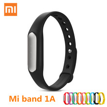 Original Xiaomi Mi Band 1A Bluetooth 4.0 Smart Fitness Bracelet for Android IOS Phone Vibration Alarm Pedometer Wristband