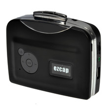 Portable Cassette Tape to MP3 Format USB Flash Thumb Drive Converter Adapter Player Capture