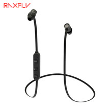 RAXFLY D3 Bluetooth In-ear Earphone Built-in Microphone Stereo Sound Wireless Earpiece Headset for Android iOS Cellphone Earbuds(China)