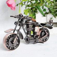 Free Shipping Creative metal craft handmade motorcycle model toy fashion pub/home decoration Promotion gift