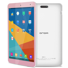 Onda V80 SE Tablet PC 8.0'' Android 5.1 Tablet Allwinner A64 Quad Core 1.3GHz 2GB RAM 32GB ROM 1920*1200 OTG Dual Cameras BT4.0(China)