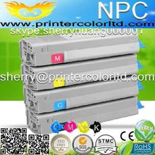 new color toner cartridge FOR OKI C822/C822N/C822DN/C822MFP/C822 A3 COLOUR PAGE laserjet PRINTERS toner cartridge-free shiping