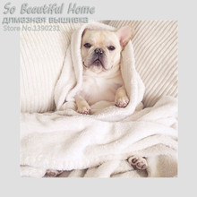Diamond Mosaic painting Needlework Cross Stitch Square Diamond Embroidery Mosaic Pattern  dog with towel on sofa SH61081