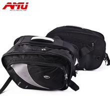 Authentic AMU motorcycle riding bag waterproof side of the bag back seat bag side of the package riding a travel bag B06(China)