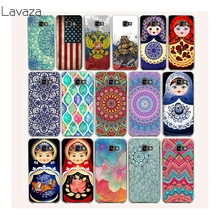 Lavaza 19af Mandala Palace Russian dolls Hard Plastic Transparent Cases for Samsung galaxy J5 prime cover fundas J5prime(China)
